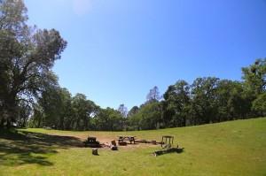 Site 1: Big open space.